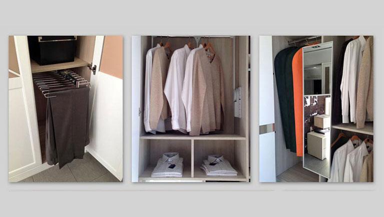 Accesorios de armarios