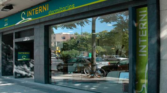 Tienda Interni Zaragoza- Camino de las Torres