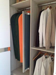 Espejo extraible - accesorios para armarios