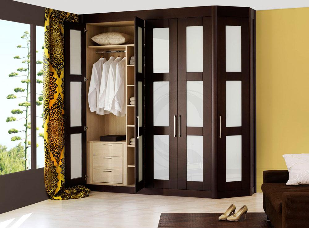 Armarios abatibles y plegables a medida interni home - Puertas plegables para armarios ...