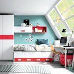 Dormitorio juvenil a medida - 10