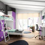 Dormitorio juvenil a medida - 12