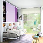 Dormitorio juvenil a medida - 4