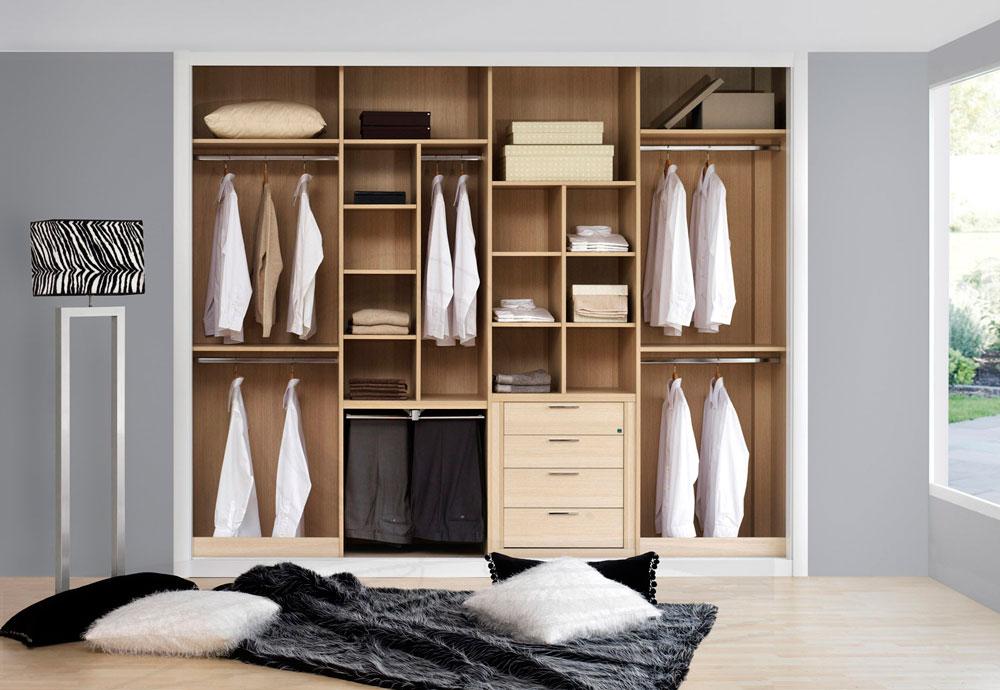 Vestidores y cabinas a medida interni home - Distribucion interior de armarios ...