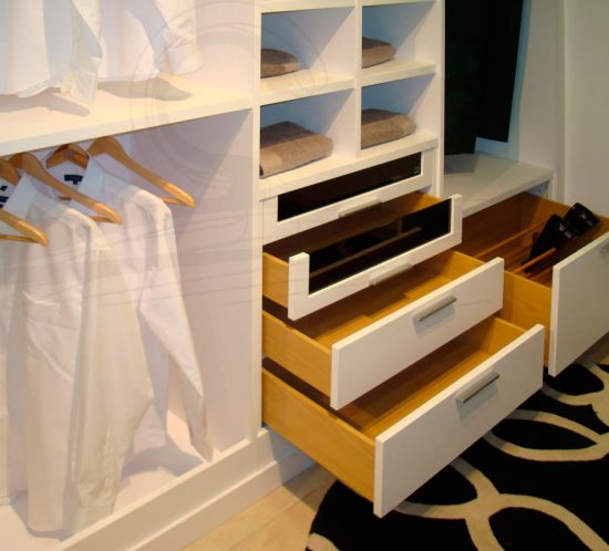 Accesorios armarios vestidor a medida - 2