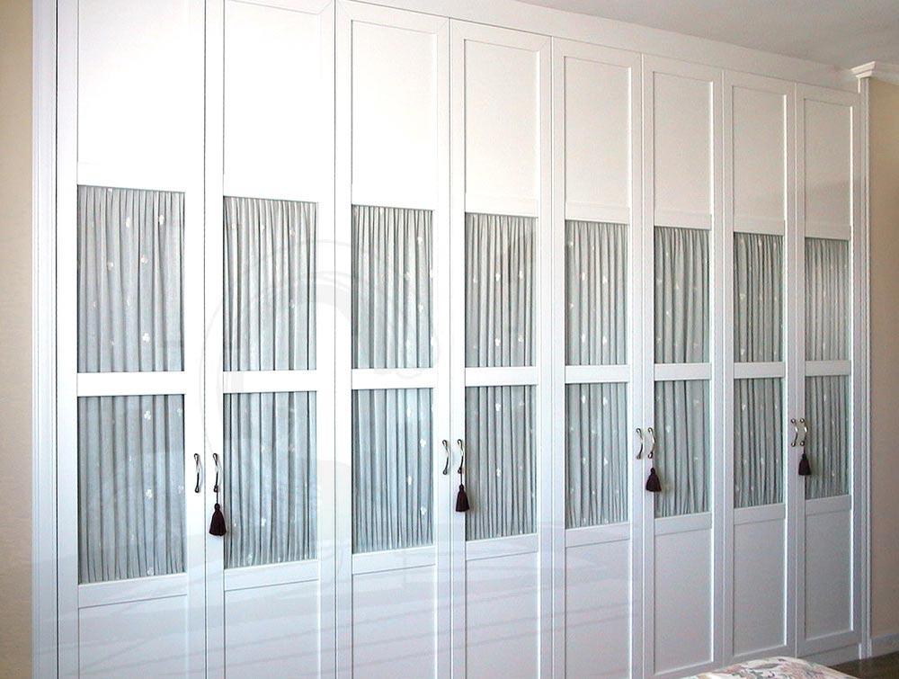 Armarios abatibles y plegables a medida interni home - Puertas de cristal para armarios ...