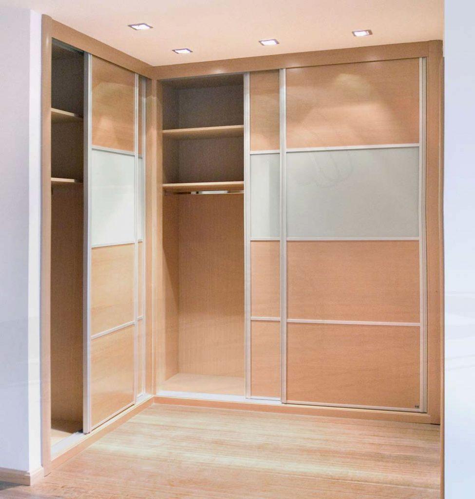 Armarios de rinc n a medida de dise o interni home - Sistemas puertas correderas armarios ...