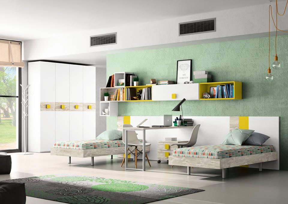 Muebles juveniles a medida interni home - Dormitorio a medida ...