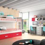 Dormitorio juvenil a medida - 17