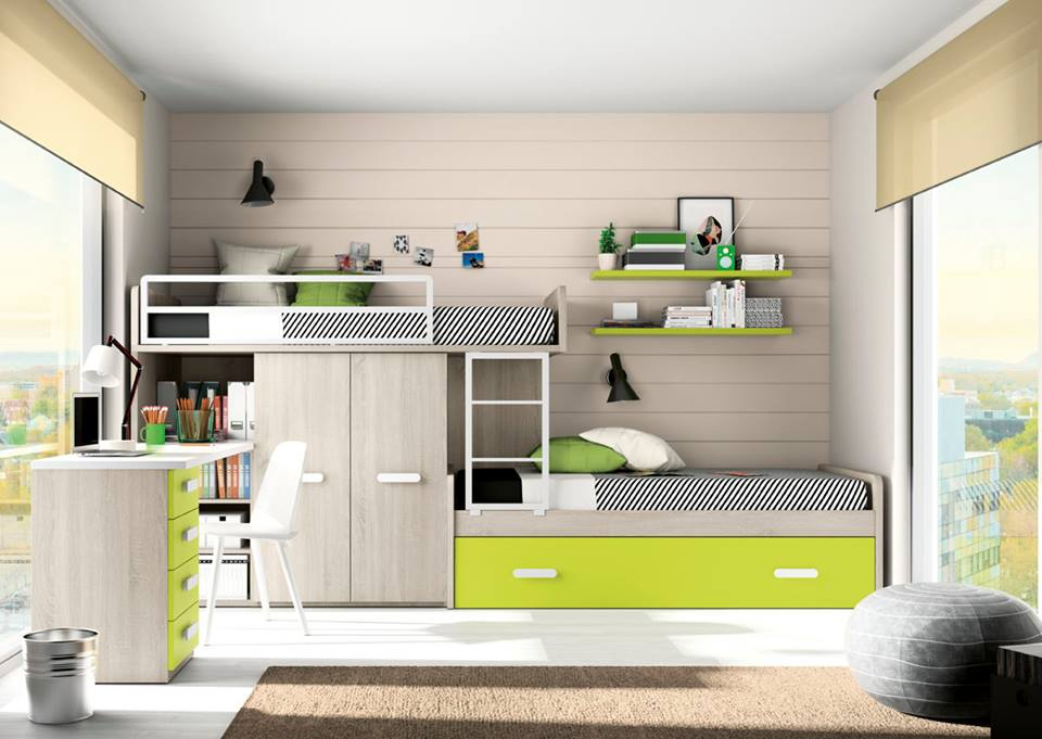 Dormitorio juvenil a medida dise os arquitect nicos - Dormitorio a medida ...
