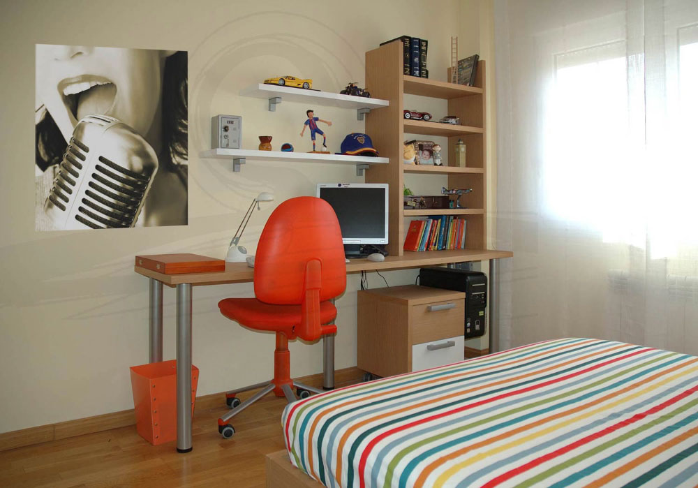 Dormitorios principales a medida de dise o interni home for Dormitorio principal