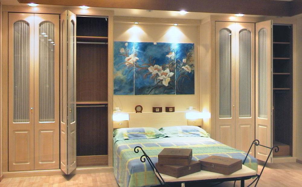 Dormitorios puente a medida de dise o interni home for Modeles de placards de chambre a coucher