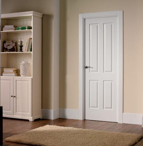 Puertas de madera de dise o amplio cat logo interni home - Puertas de madera en sevilla ...