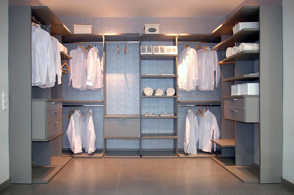 Vestidores y cabinas a medida interni home - Iluminacion interior armarios ...