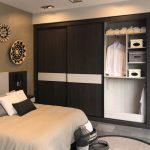 armario 3 puertas deslizantes larice interior medio
