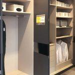 armario antracita 6 puertas interior