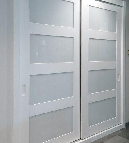 Outlet armarios y mobiliario interni home - Armario dormitorio blanco ...