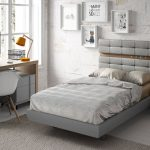 Dormitorio-Gris-oscuro-mate,-Nogal-natural-y-Romer-18-Gris-ALTA