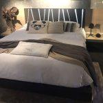 dormitorio piedra nogal