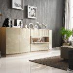 mueble salon piedra brillo